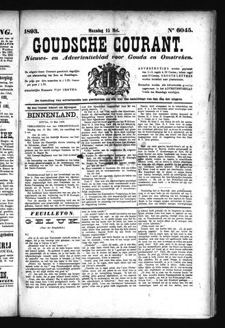 Goudsche Courant 1893-05-15