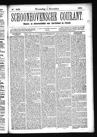 Schoonhovensche Courant 1901-12-04