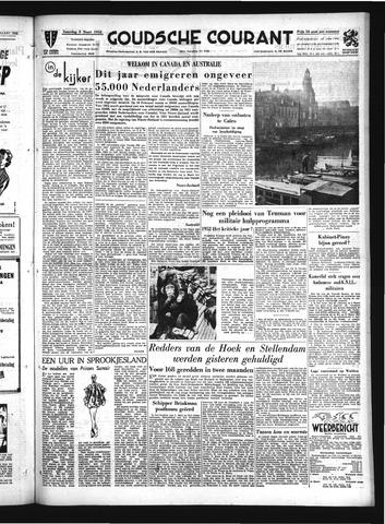 Goudsche Courant 1952-03-08