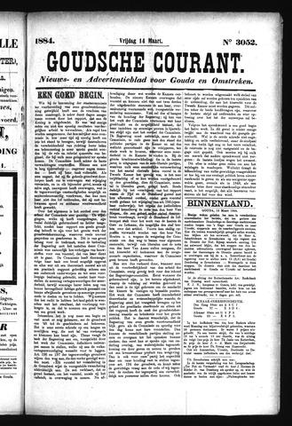 Goudsche Courant 1884-03-14