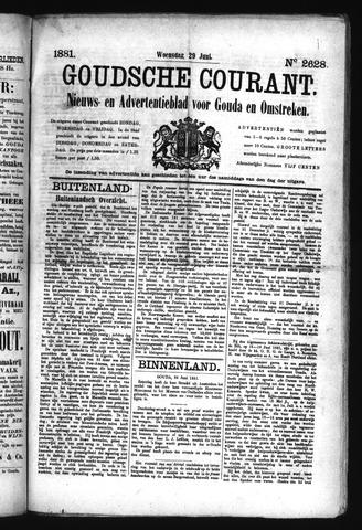 Goudsche Courant 1881-06-29