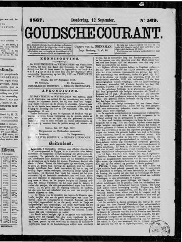 Goudsche Courant 1867-09-12