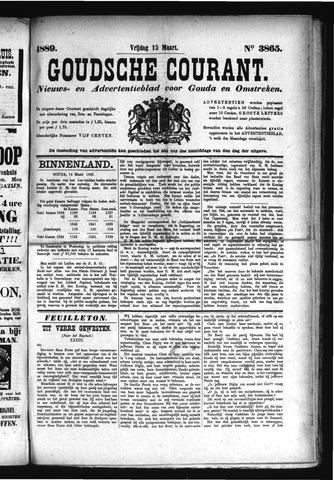 Goudsche Courant 1889-03-15