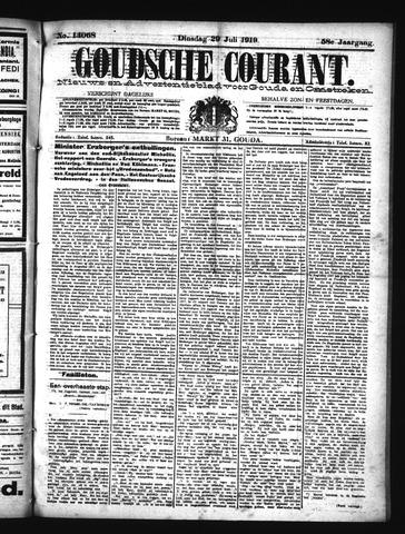 Goudsche Courant 1919-07-29