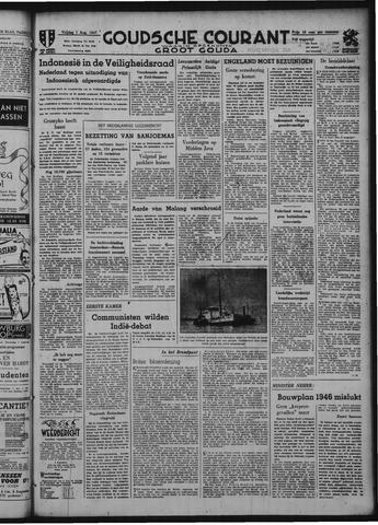 Goudsche Courant 1947-08-01