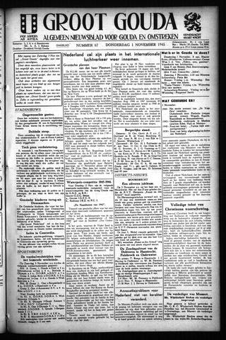 Groot Gouda 1945-11-01