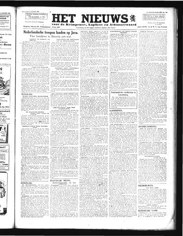 Schoonhovensche Courant 1946-03-11
