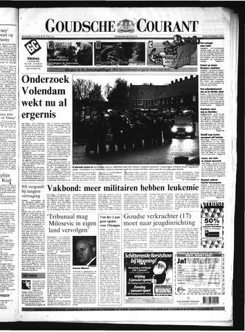 Goudsche Courant 2001-01-05