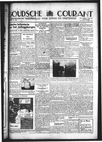 Goudsche Courant 1941-11-29