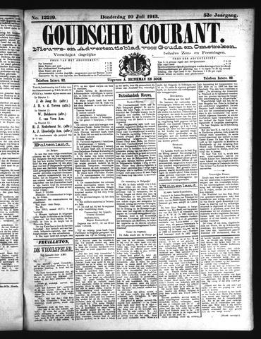 Goudsche Courant 1913-07-10