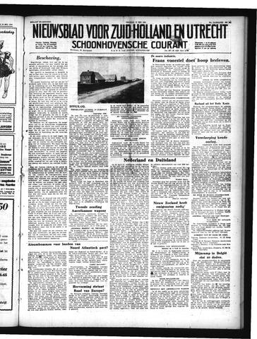 Schoonhovensche Courant 1950-05-12