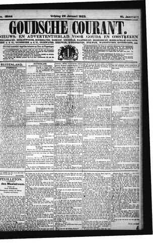 Goudsche Courant 1923-01-26