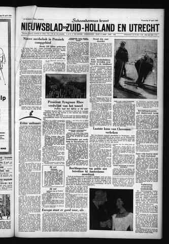 Schoonhovensche Courant 1960-04-27