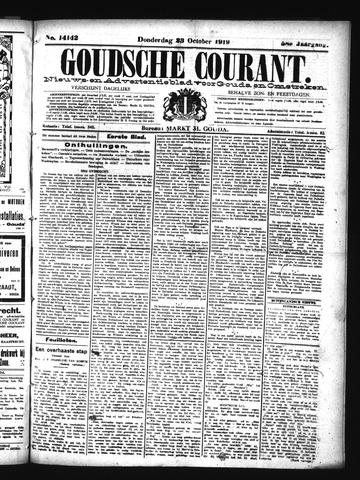 Goudsche Courant 1919-10-23