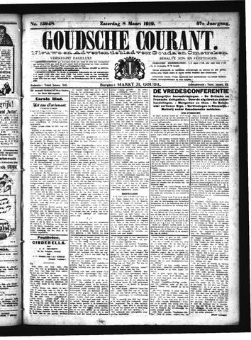 Goudsche Courant 1919-03-08