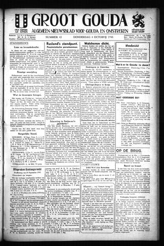 Groot Gouda 1945-10-04