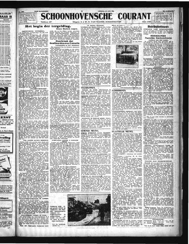 Schoonhovensche Courant 1944-06-20