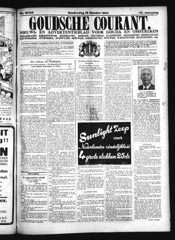 Goudsche Courant 1934-10-18