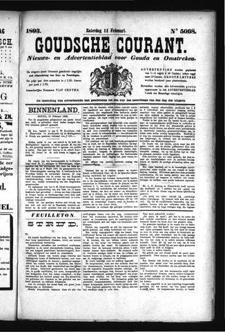 Goudsche Courant 1893-02-11