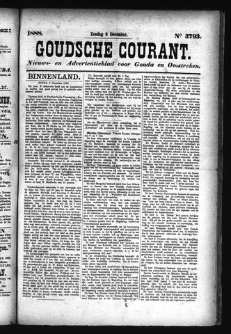 Goudsche Courant 1888-12-09