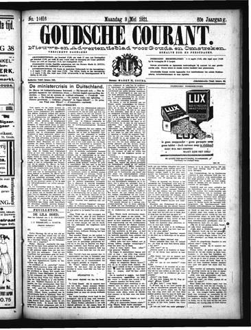 Goudsche Courant 1921-05-09