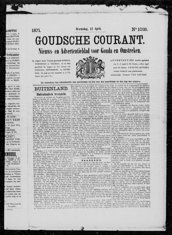 Goudsche Courant 1871-04-12