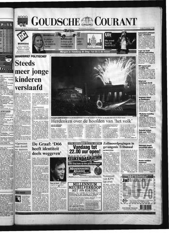 Goudsche Courant 1999-11-10