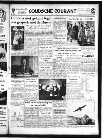 Goudsche Courant 1958-01-11