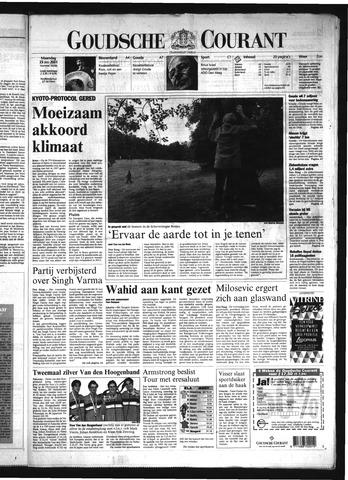 Goudsche Courant 2001-07-23