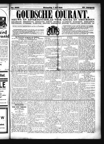 Goudsche Courant 1926-07-07