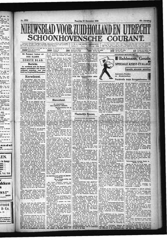 Schoonhovensche Courant 1928-12-24