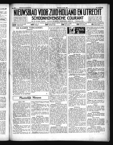 Schoonhovensche Courant 1935-07-19