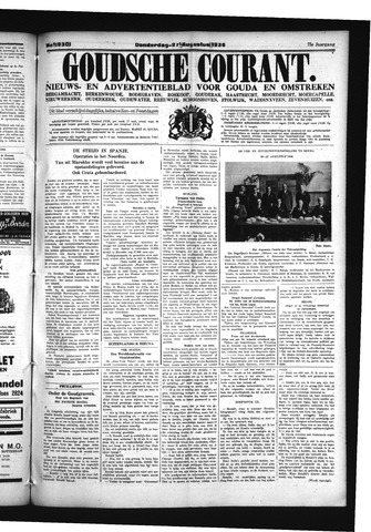 Goudsche Courant 1936-08-27