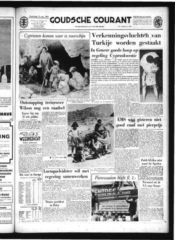 Goudsche Courant 1964-08-13