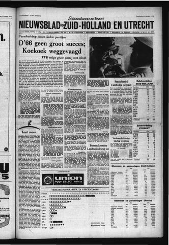 Schoonhovensche Courant 1970-03-19