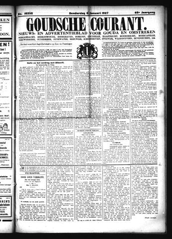 Goudsche Courant 1927-01-06