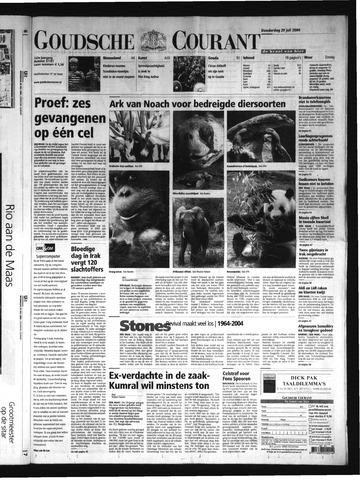 Goudsche Courant 2004-07-29