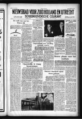 Schoonhovensche Courant 1957-05-10