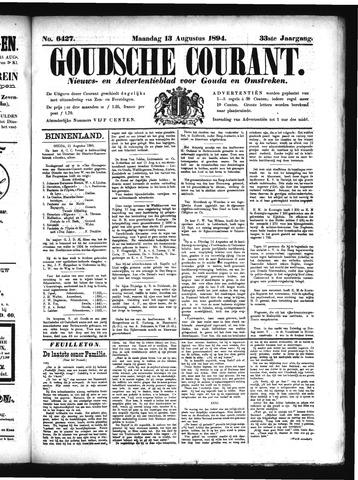 Goudsche Courant 1894-08-13