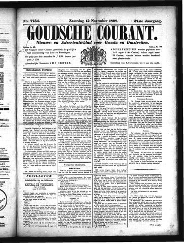 Goudsche Courant 1898-11-12