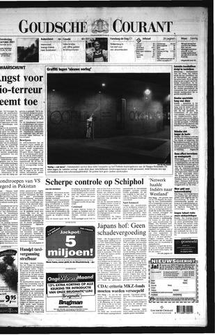 Goudsche Courant 2001-10-11