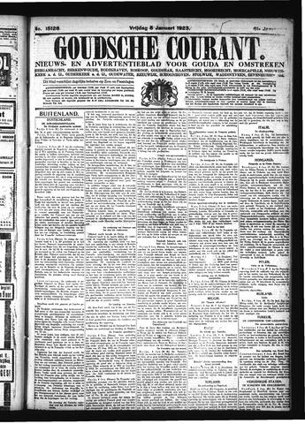 Goudsche Courant 1923-01-05