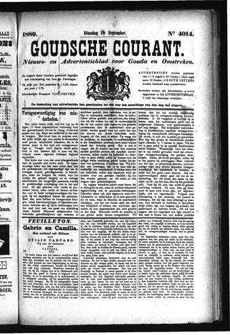 Goudsche Courant 1889-09-10