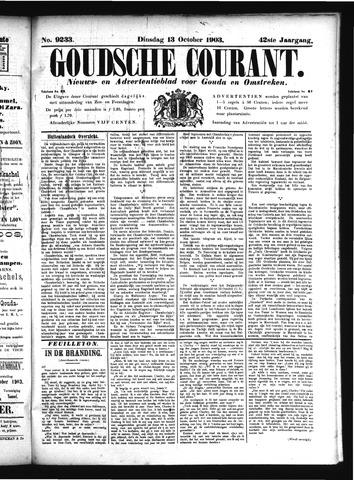 Goudsche Courant 1903-10-13
