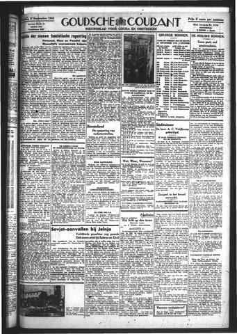 Goudsche Courant 1943-09-17