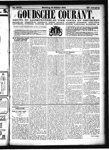 Goudsche Courant 1925-10-19