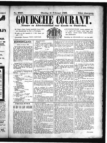 Goudsche Courant 1896-02-11