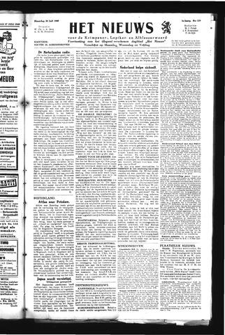 Schoonhovensche Courant 1945-07-30