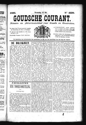 Goudsche Courant 1890-05-14