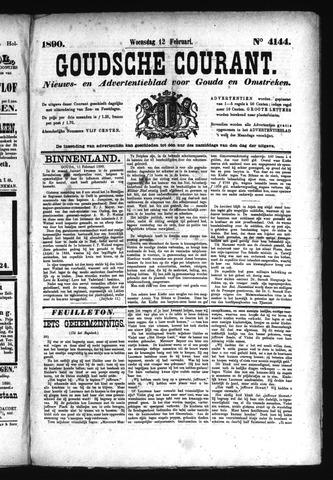 Goudsche Courant 1890-02-12